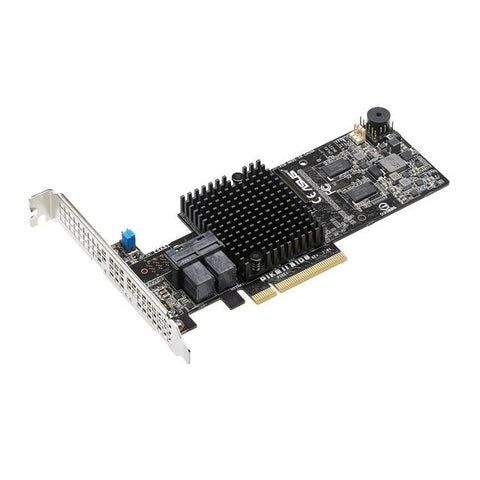 Asus PIKE II 3108-8I/16PD 8-Port SAS3/SATA3 RAID Controller Kit