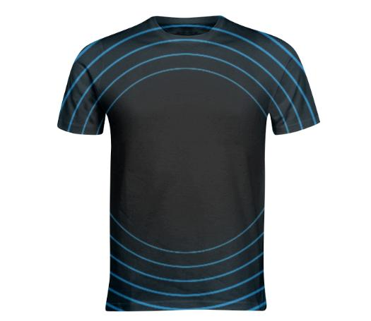 OPTICAL ILLUSION T SHIRT 14
