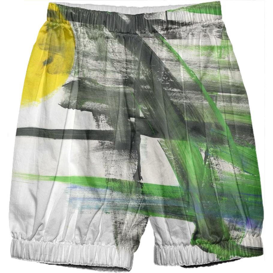 Abstract by Ezra on a KIDS BLOOMERS