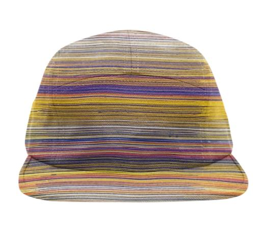 Layered Paint Hat