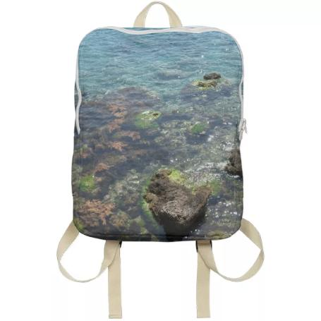 Adriatic Sea Backpack