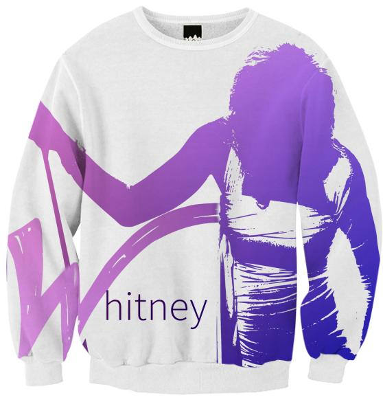 Whitney Houston Sweatshirt