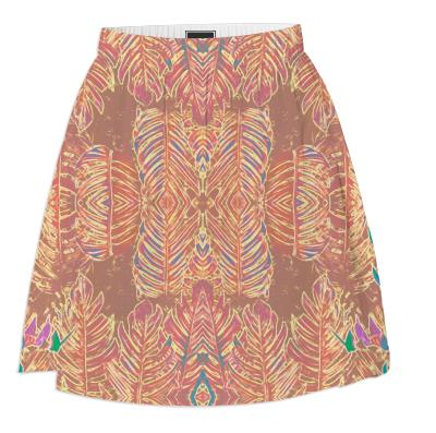 Epiphyte Earth Summer Skirt