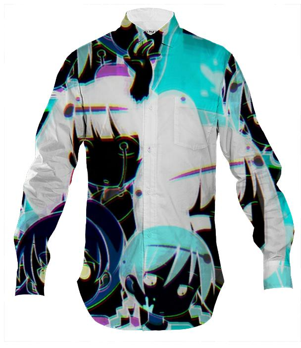 Nightmare Button up