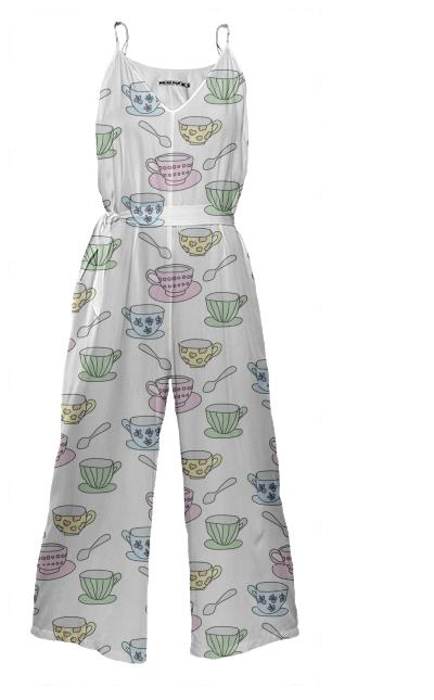 Tea Jumpsuit