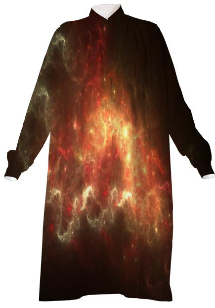 Nebula VP Shirtdress