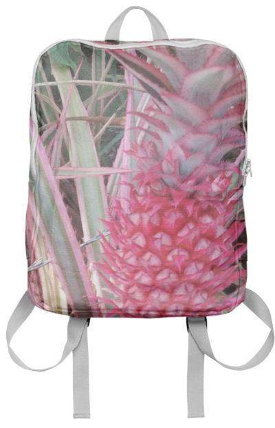 Pinky Pineapple Backpack