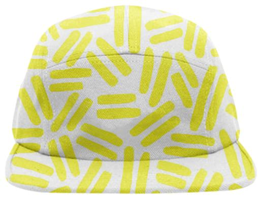 Yellow Dash Hat