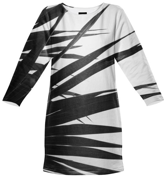 BW Palmy Sweatshirt Dress