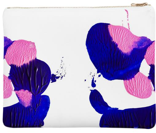 Blot To You Neoprene Clutch