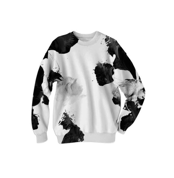 Black Untitled Sweatshirt