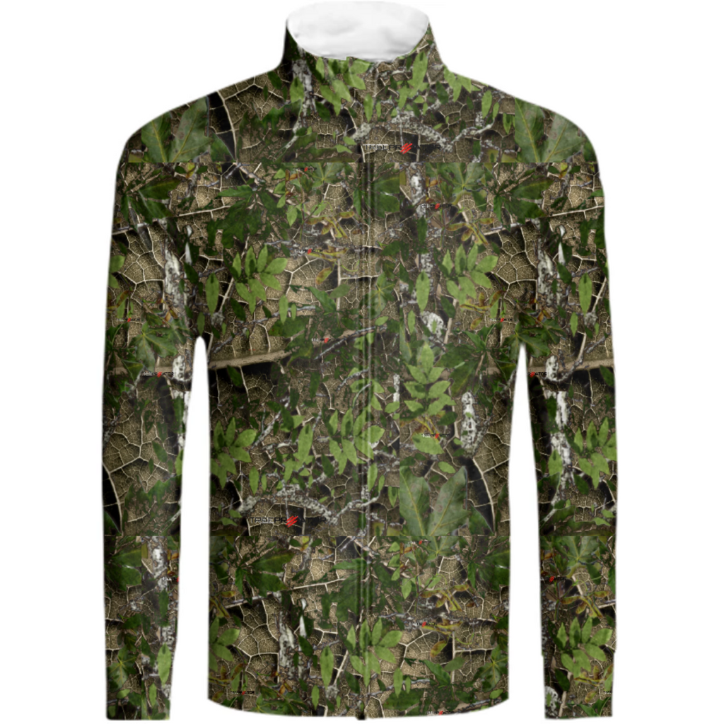 Kloak series camo jackets