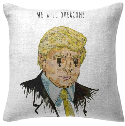We Will Overcomb