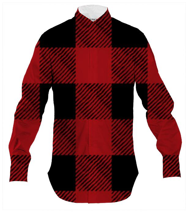 Red Plaid 1