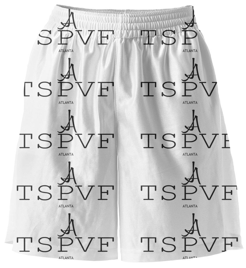 TSPVF Basketball Shorts
