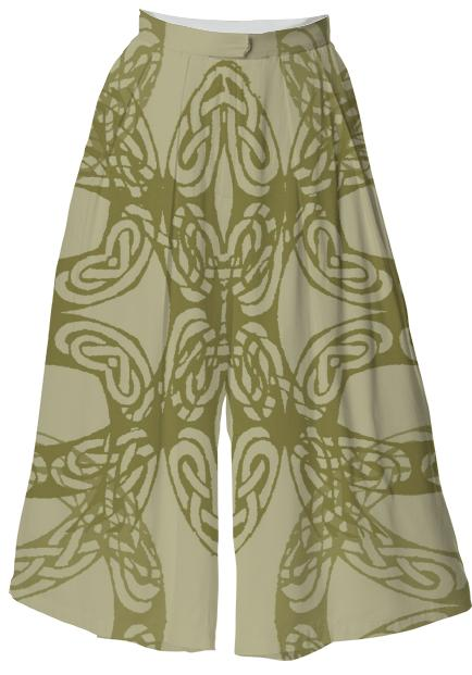 Jean Marie Bowcott Celtic Culottes