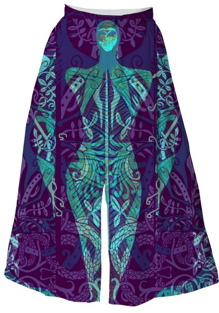 Jean Marie Bowcott Celtic Goddess Culottes