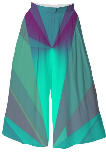 Jean Marie Bowcott Abstract Series Culottes