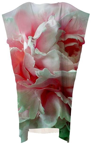 Jean Marie Bowcott VP 100 Silk Square Dress From Peony for Molly Series