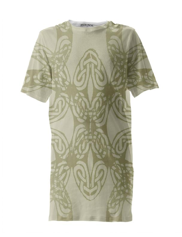 Jean Marie Bowcott Celtic Tall T Dress