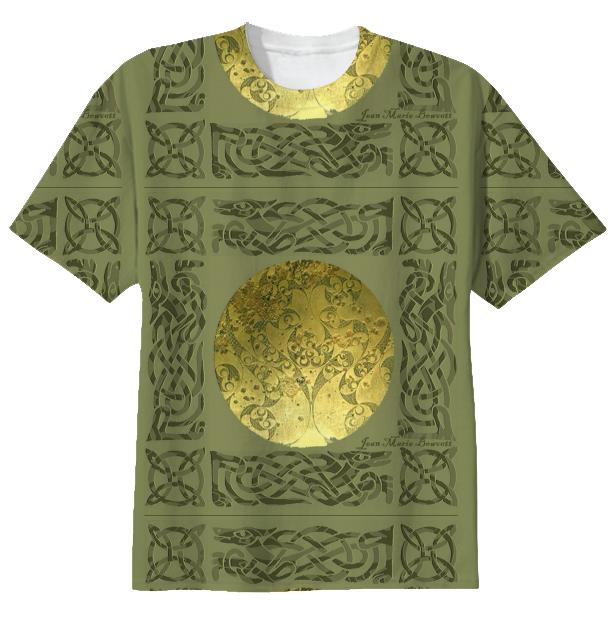 Jean Marie Bowcott Celtic Collection T Shirt
