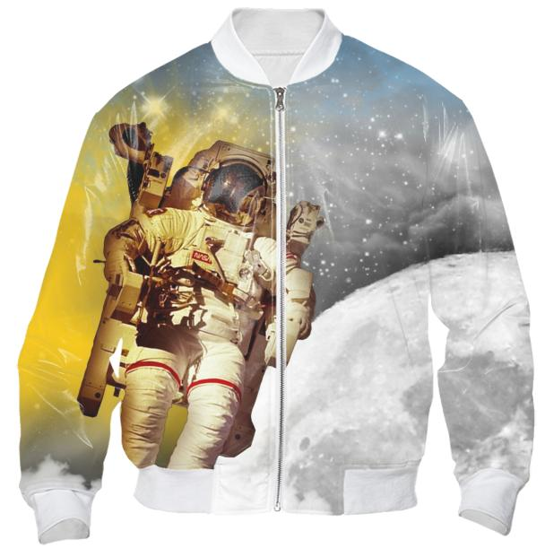 Spaceman Bomber