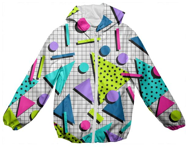 Saved By The Bell Raincoat Kids