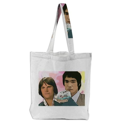 The Bruces Called Tote Bag