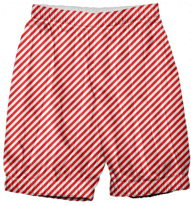 PAOM, Print All Over Me, digital print, design, fashion, style, collaboration, paomkids, Kids Bloomers, Kids-Bloomers, KidsBloomers, Red, White, Small, Stripe, autumn winter spring summer, unisex, Cotton, Kids