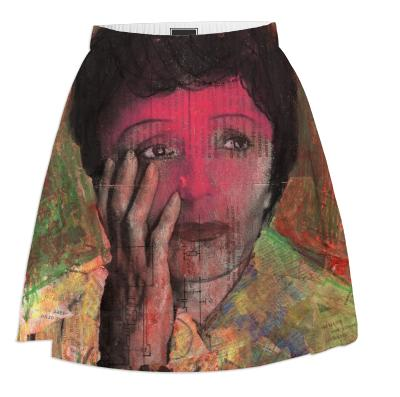 Color Edith Piaf