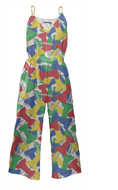 Push Pin Jumpsuit