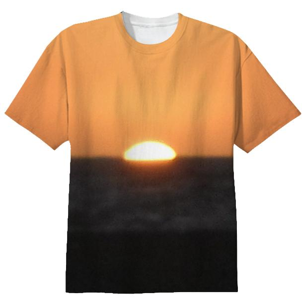 lava bubble shirt