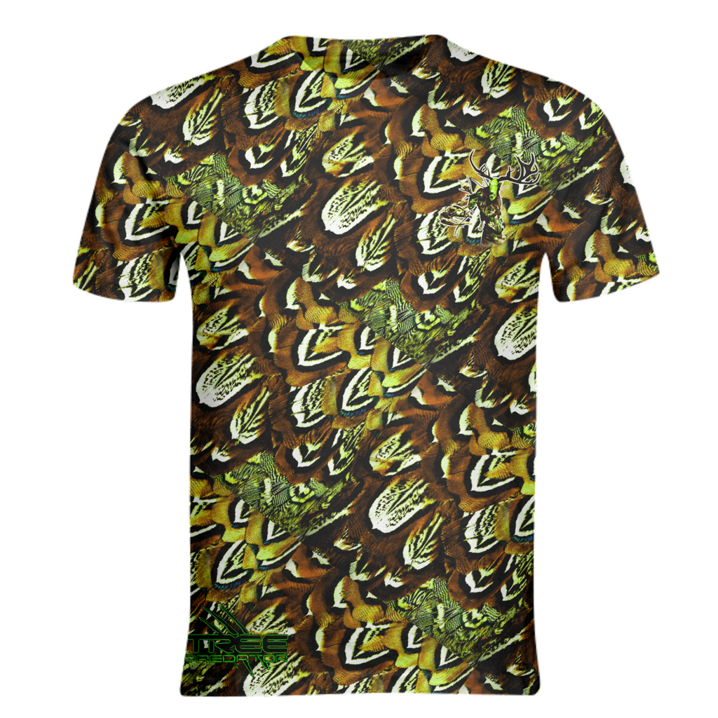 TREE PREDATOR CAMO KLOAK SHIRT