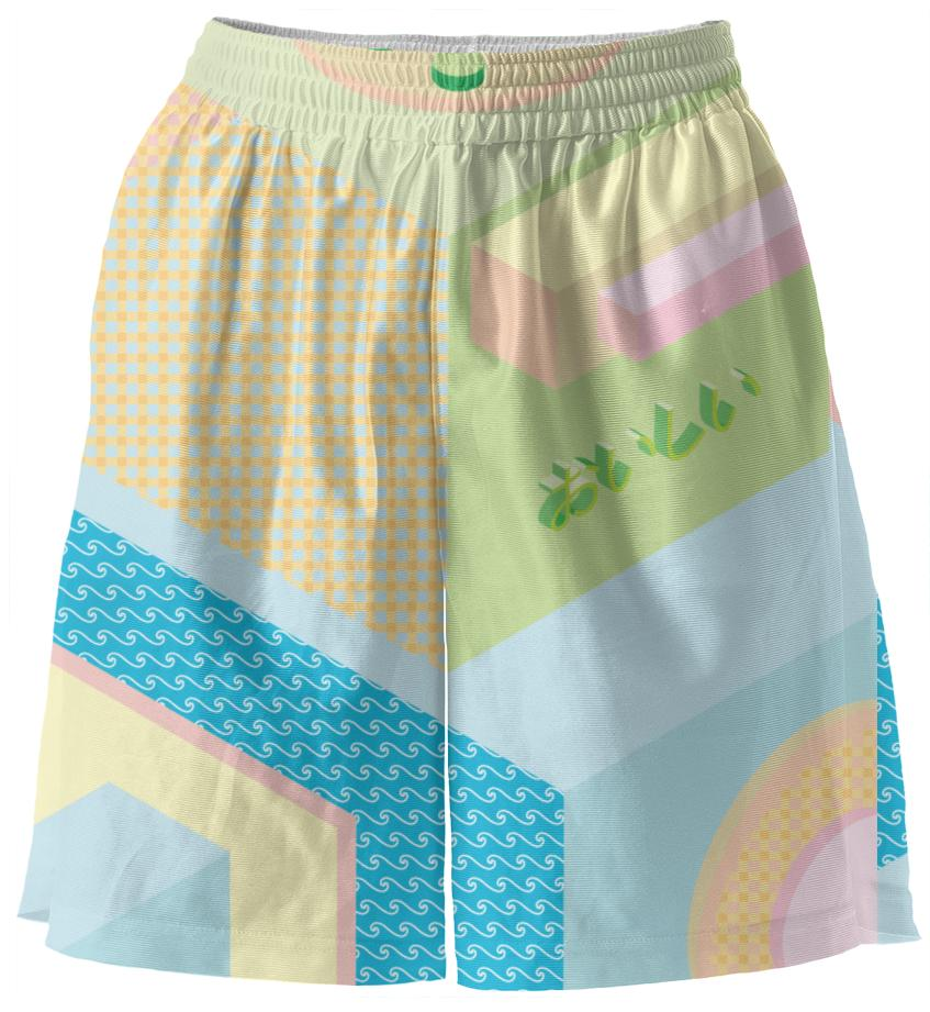 Bitmap Basketball Shorts