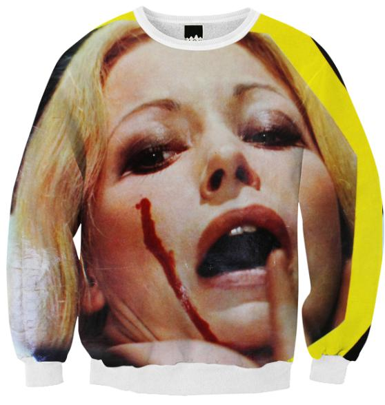 Scream Queen Sweatshirt