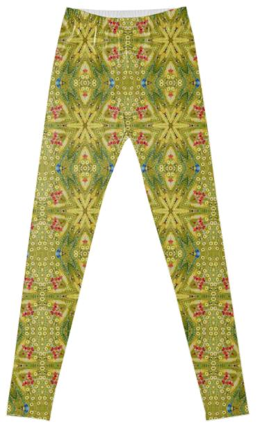 Golden Prairie leggings