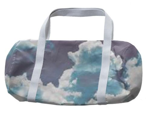 In the Clouds Duffle