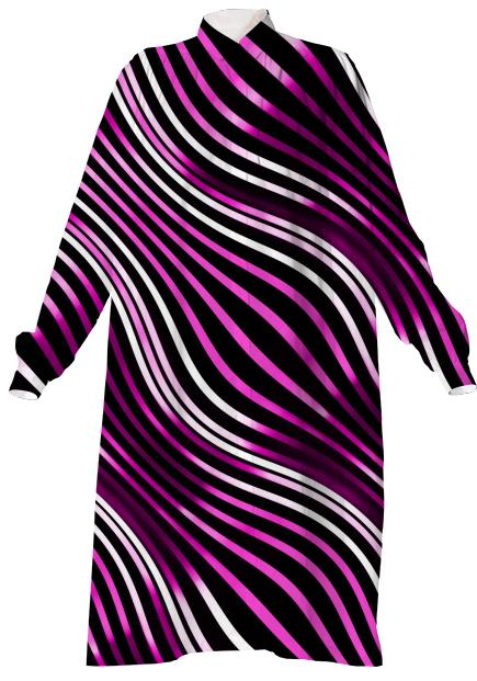 Optical illusions geometric pattern 5 purple and black