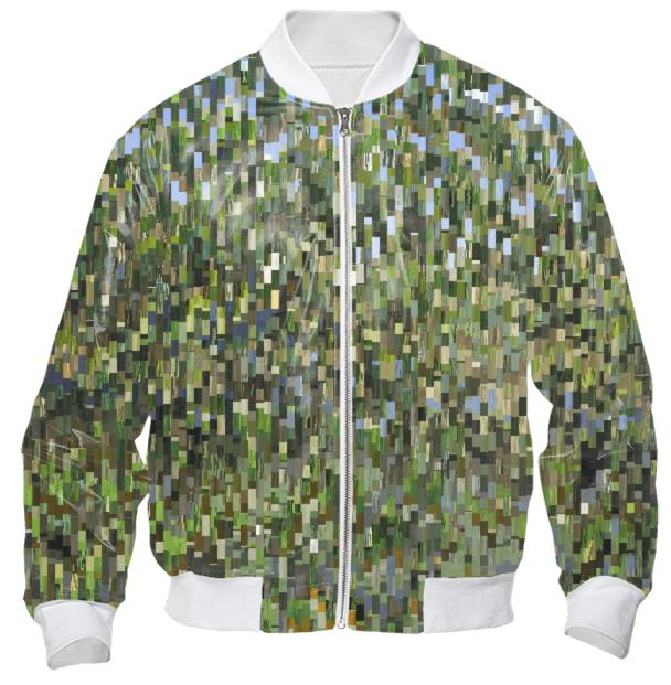 PAOM, Print All Over Me, digital print, design, fashion, style, collaboration, processing, Bomber Jacket, Bomber-Jacket, BomberJacket, autumn winter, unisex, Nylon, Outerwear