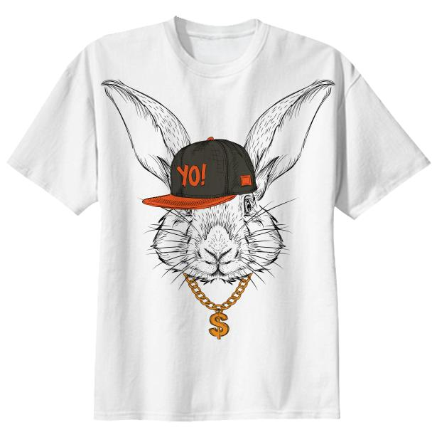Yo Rabbit T Shirt