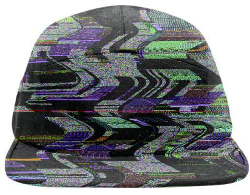 Dark Scanner Hat
