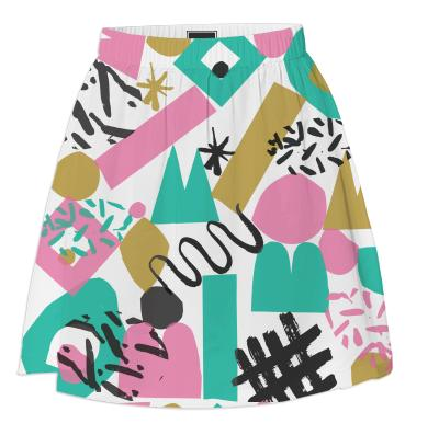 Hopscotch Skirt