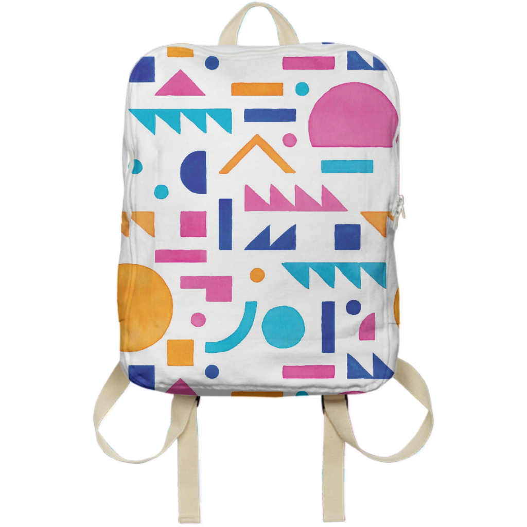 Jessie Spano backpack by Frank-Joseph