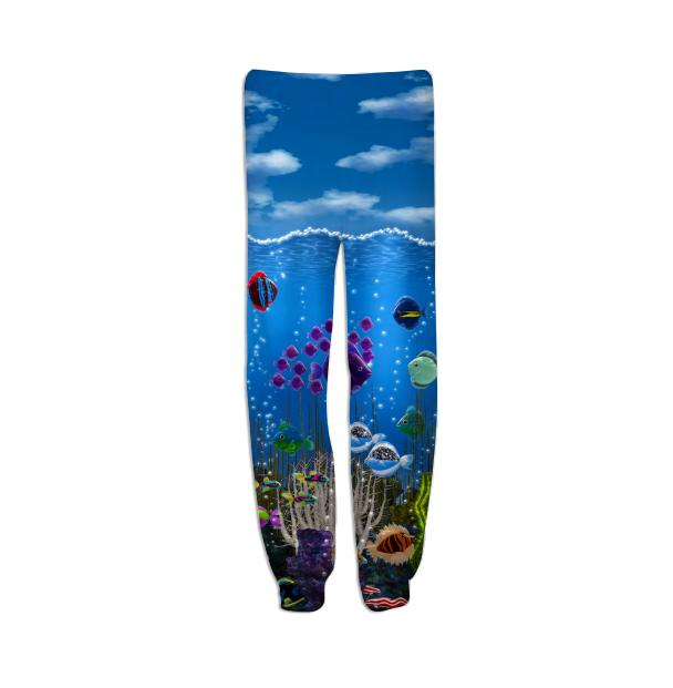 Underwater Love Sweatpants