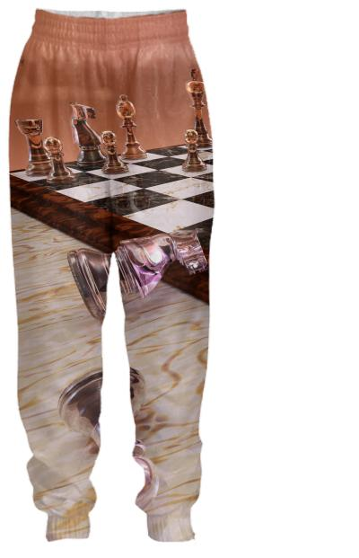 A Game of Chess Tracksuit Pant