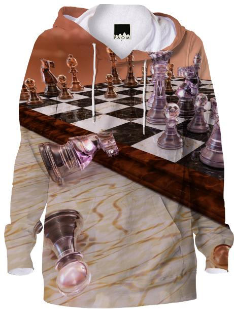 A Game of Chess Hoodie