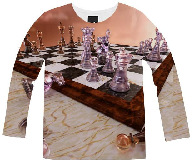 A Game of Chess Long Sleeve Shirt