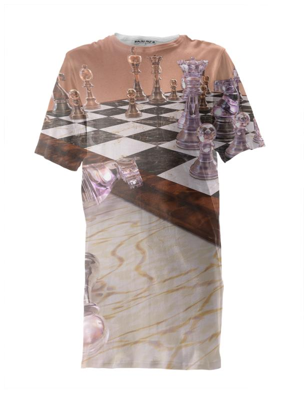 A Game of Chess Tall Tee
