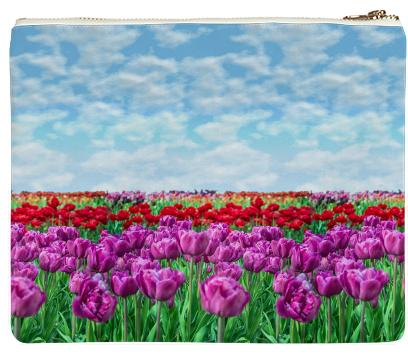 Tulip Field Clutch