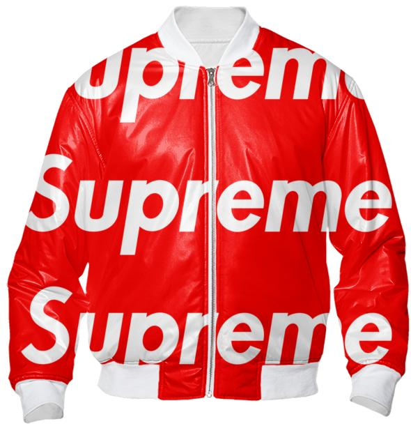 Supreme Bomber Jacket